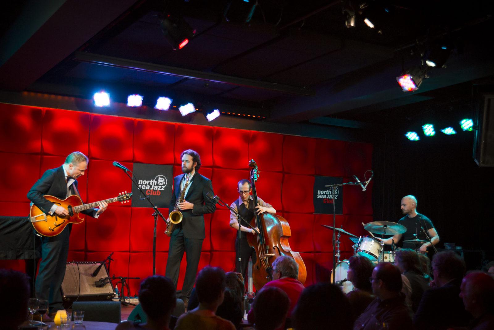 North Sea Jazz Club January 2014